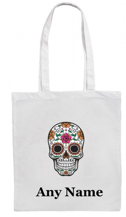Candy Skull Shoulder Bag